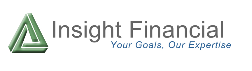 Doug Amey Graphic Design, Insight Financial Logo