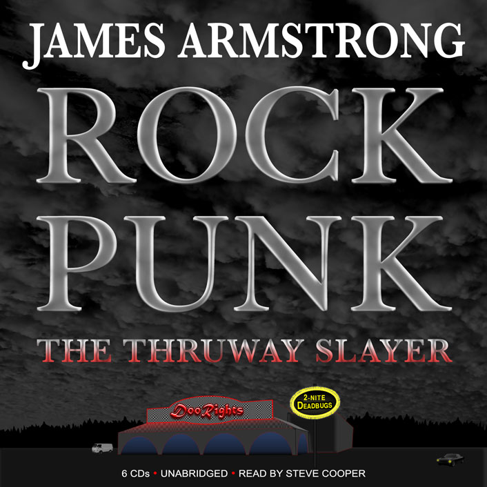 Doug Amey Graphic Design, Jim Armstrong Rock Punk Cover Art